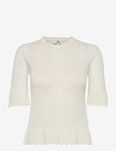 Pullover - gebreide t-shirts - fog