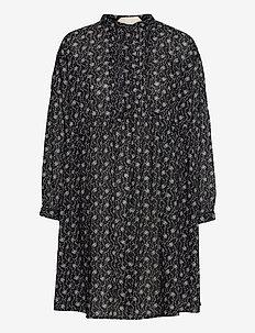 Tunic - tunikor - print black