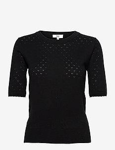 Pullover - neuletopit - black
