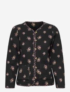 Jacket - leichte jacken - print black