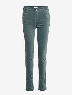 Trousers - DARK SLATE