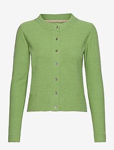 Cardigan - cardigans - jade green