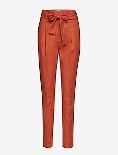 Trousers - MECCA ORANGE