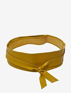 Belts - OIL YELLOW