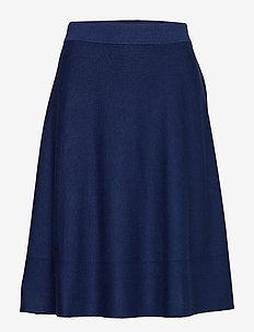 Skirt - BLUE DEPTHS
