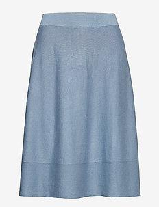 Skirt - FADED DENIM