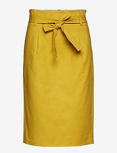 Skirt - OIL YELLOW