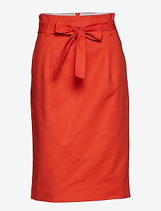 Skirt - RED CLAY