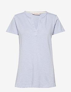 T-shirt - basic t-shirts - powder blue
