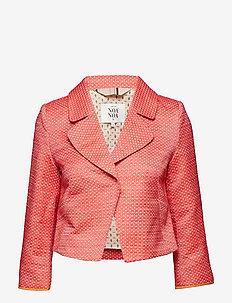 Jacket - ART RED