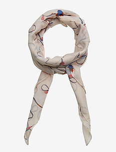 Scarves - PRINT OFF WHITE