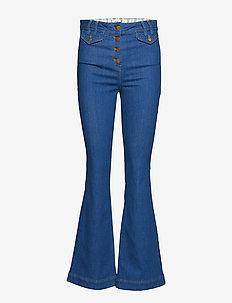 Trousers - DENIM LIGHT BLUE