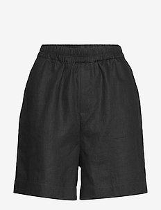 Shorts - casual shorts - black
