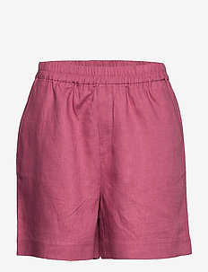 Shorts - casual shorts - rose wine