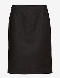 Skirt - midi rokken - black