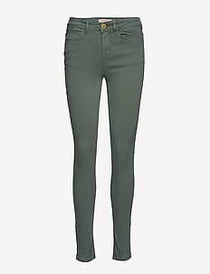 Trousers - DUCK GREEN