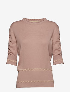 Pullover - ADOBE ROSE