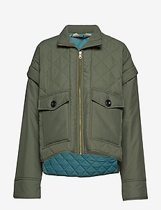 Light outerwear - utility-jakker - army green