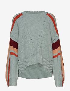 Pullover - ART GREEN