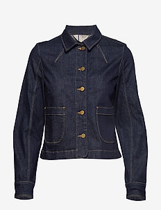 Jacket - DENIM DARK