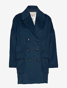 Heavy outerwear - uldfrakker - dress blues