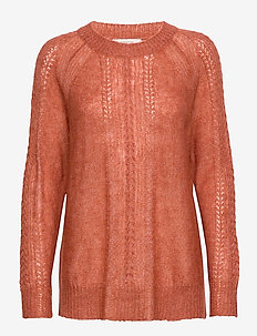 Pullover - ETRUSCAN RED