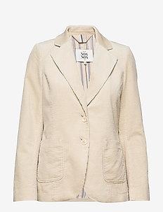 Jacket - blazere - oatmeal
