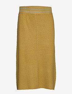 Skirt - jupes midi - bronze mist