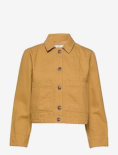 Jacket - BRONZE MIST