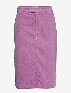 Skirt - jupes midi - lavender herb