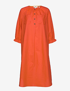Dress long sleeve - skjortekjoler - summer fig