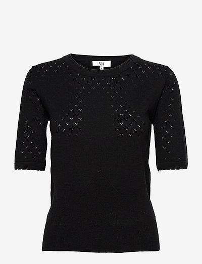 Pullover - t-shirt & tops - black