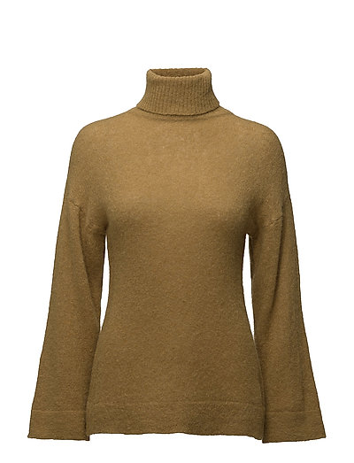 Pullover - DULL GOLD