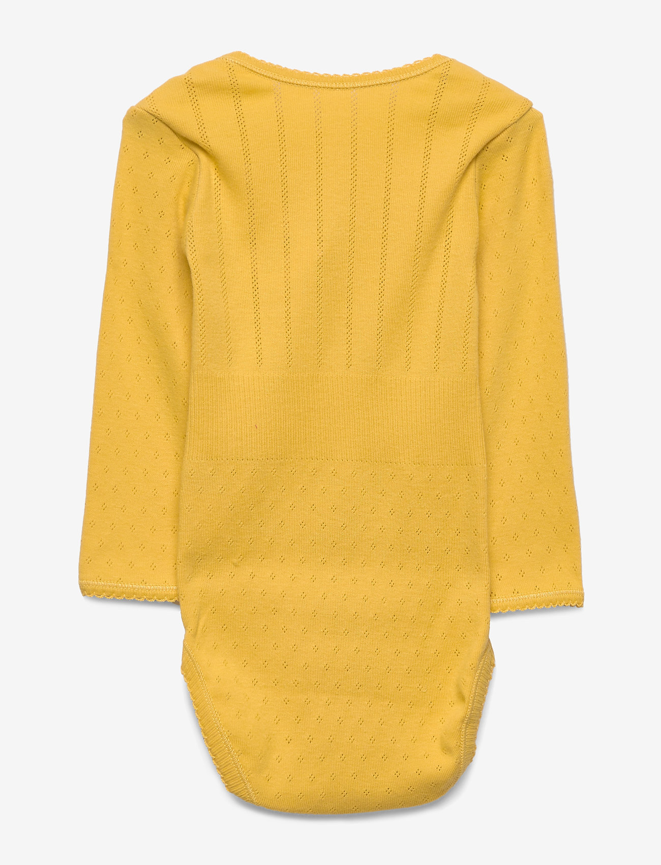 Noa Noa Miniature - Baby Body - long-sleeved - spicy mustard - 1