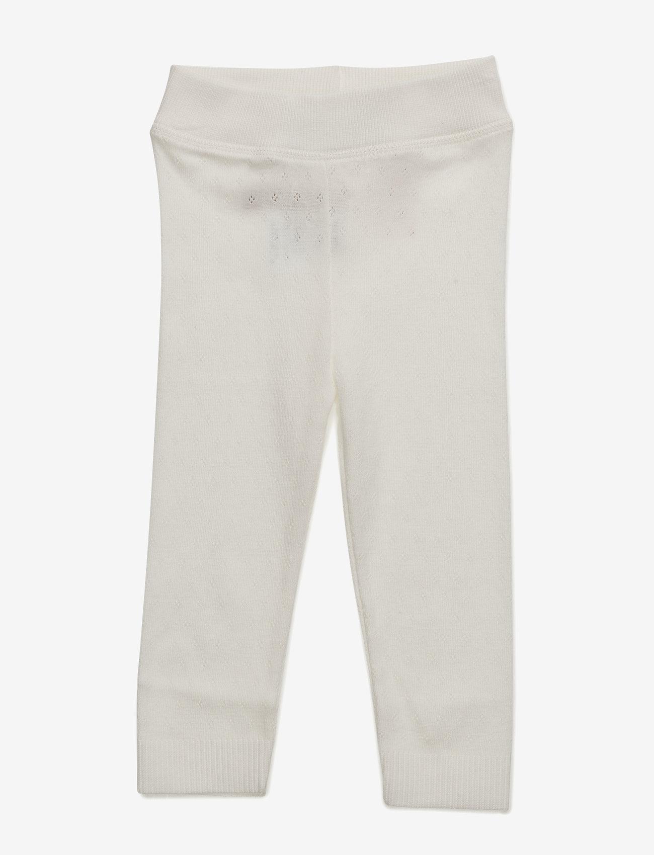 Noa Noa Miniature - Leggings - leggings - chalk - 0
