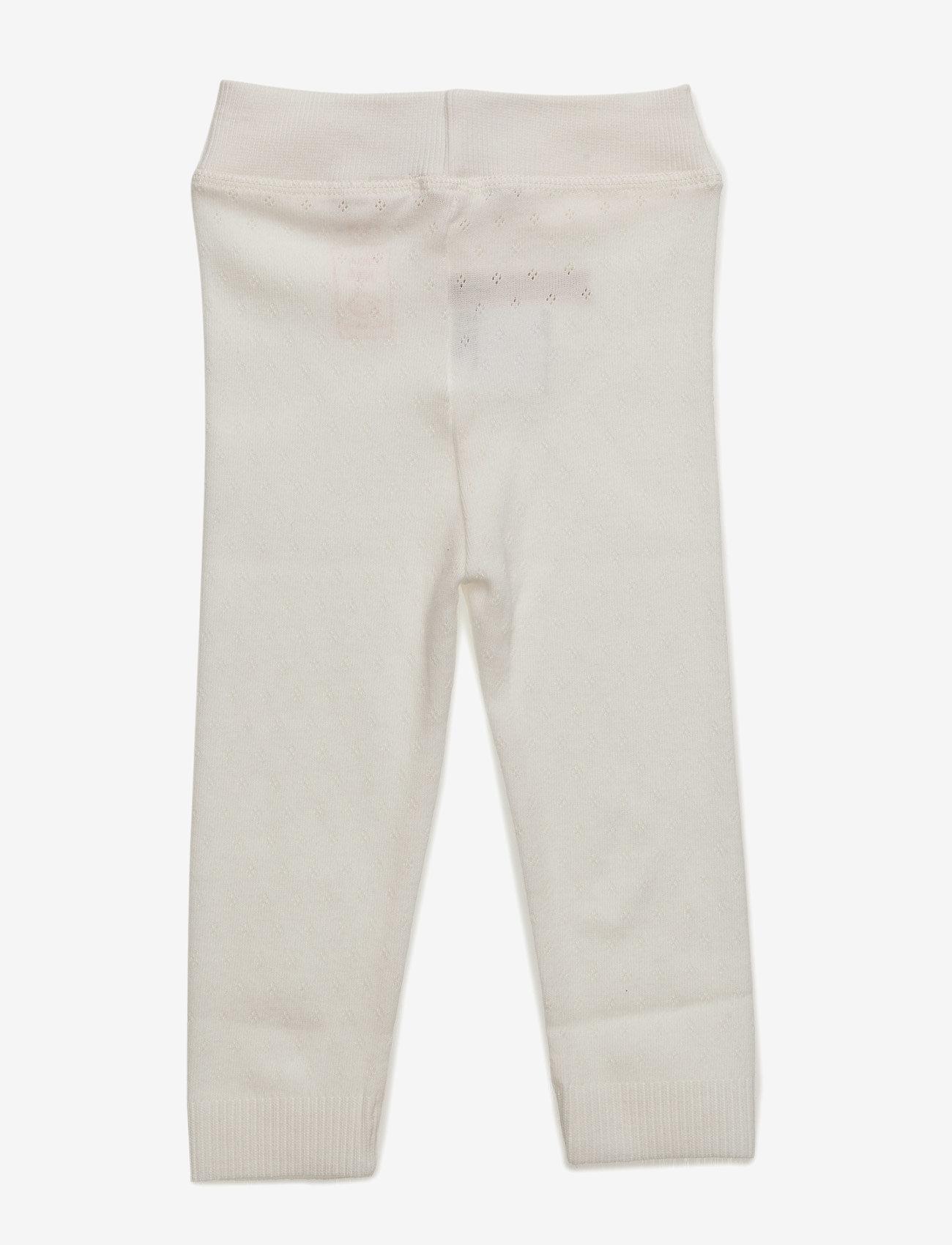 Noa Noa Miniature - Leggings - leggings - chalk - 1
