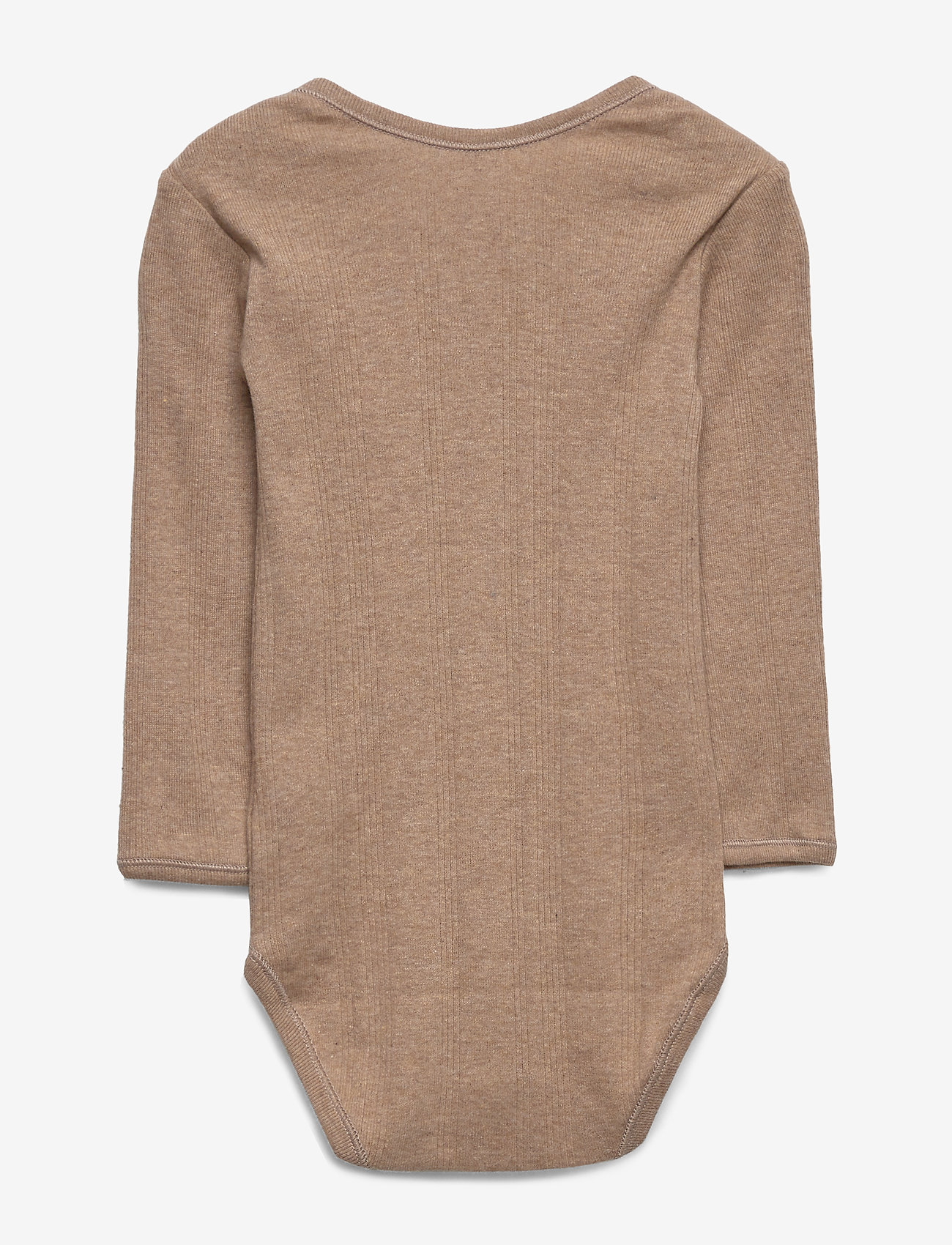 Noa Noa Miniature - Baby Body - long-sleeved - indian tan - 1
