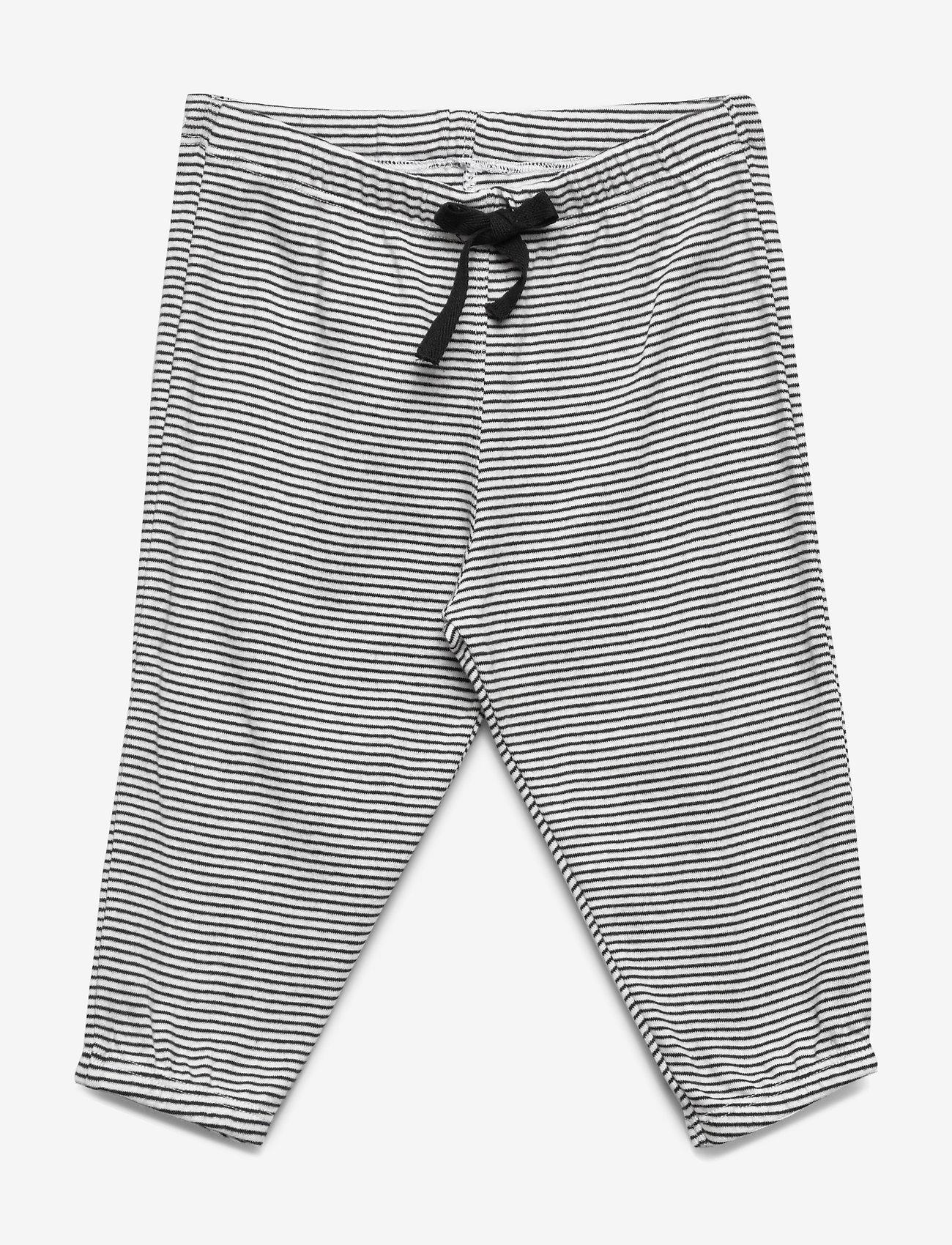 Noa Noa Miniature - Trousers - sweatpants - black - 0