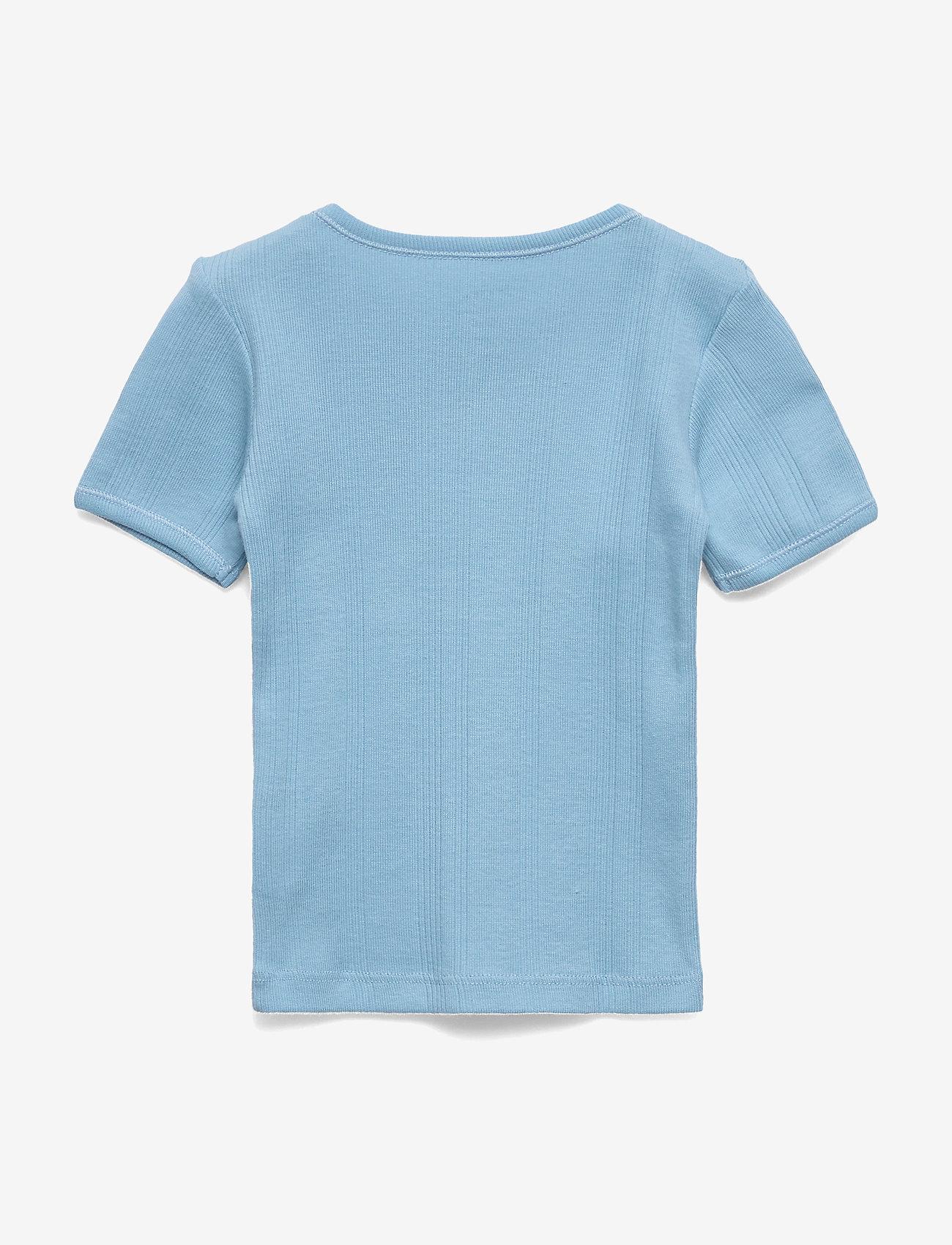 Noa Noa Miniature - T-shirt - short-sleeved - dusk blue - 1