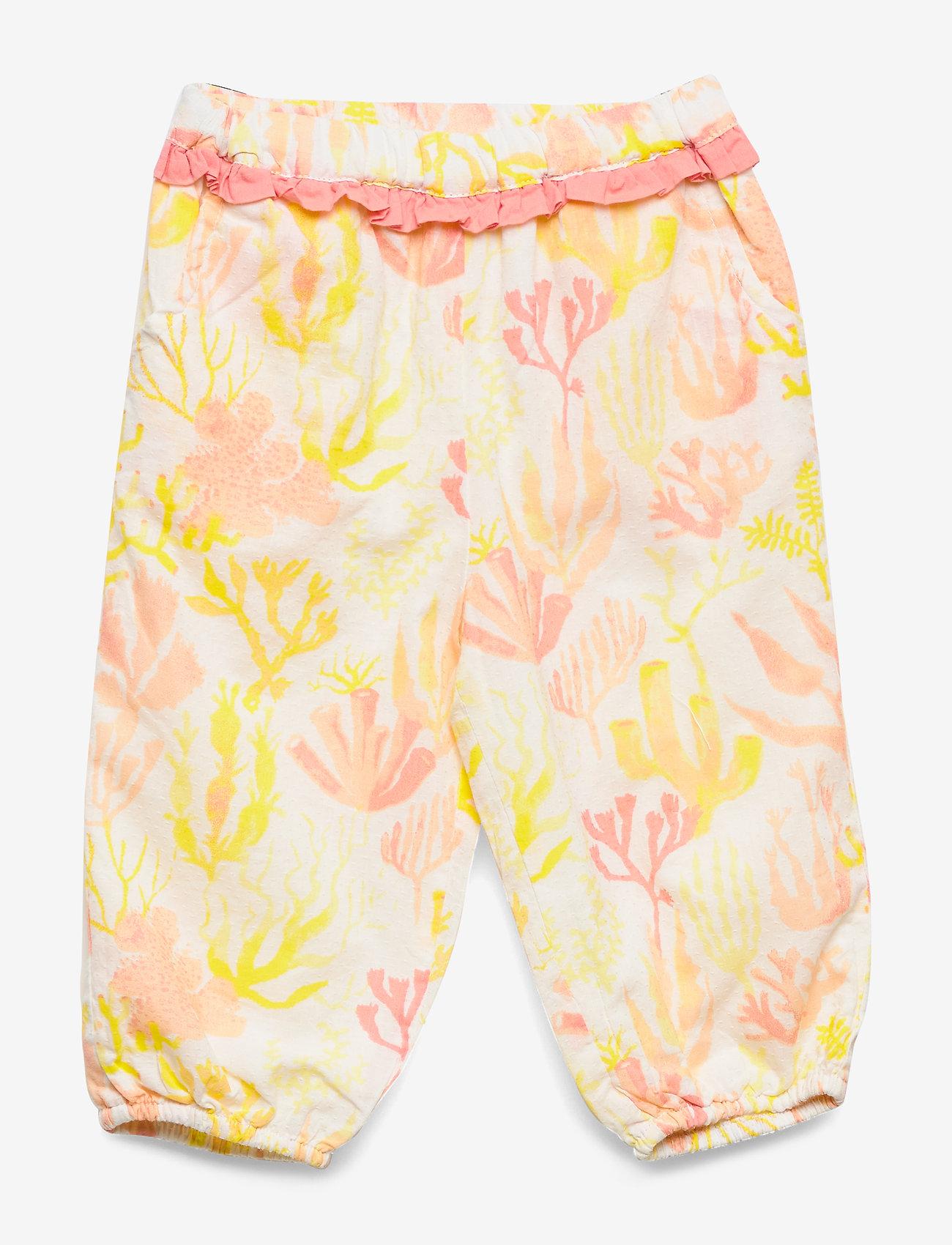 Noa Noa Miniature - Trousers - trousers - whisper white - 0