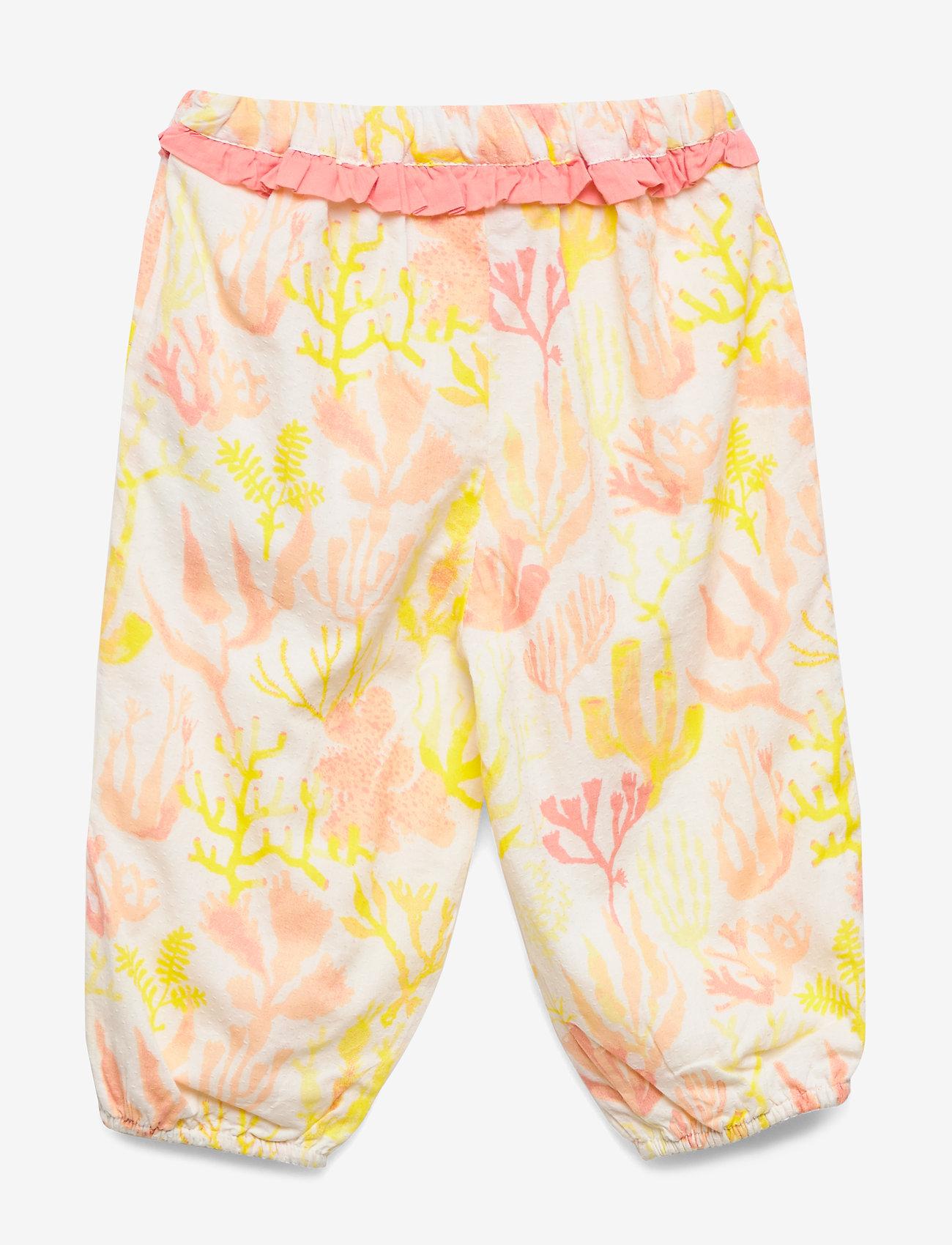 Noa Noa Miniature - Trousers - trousers - whisper white - 1