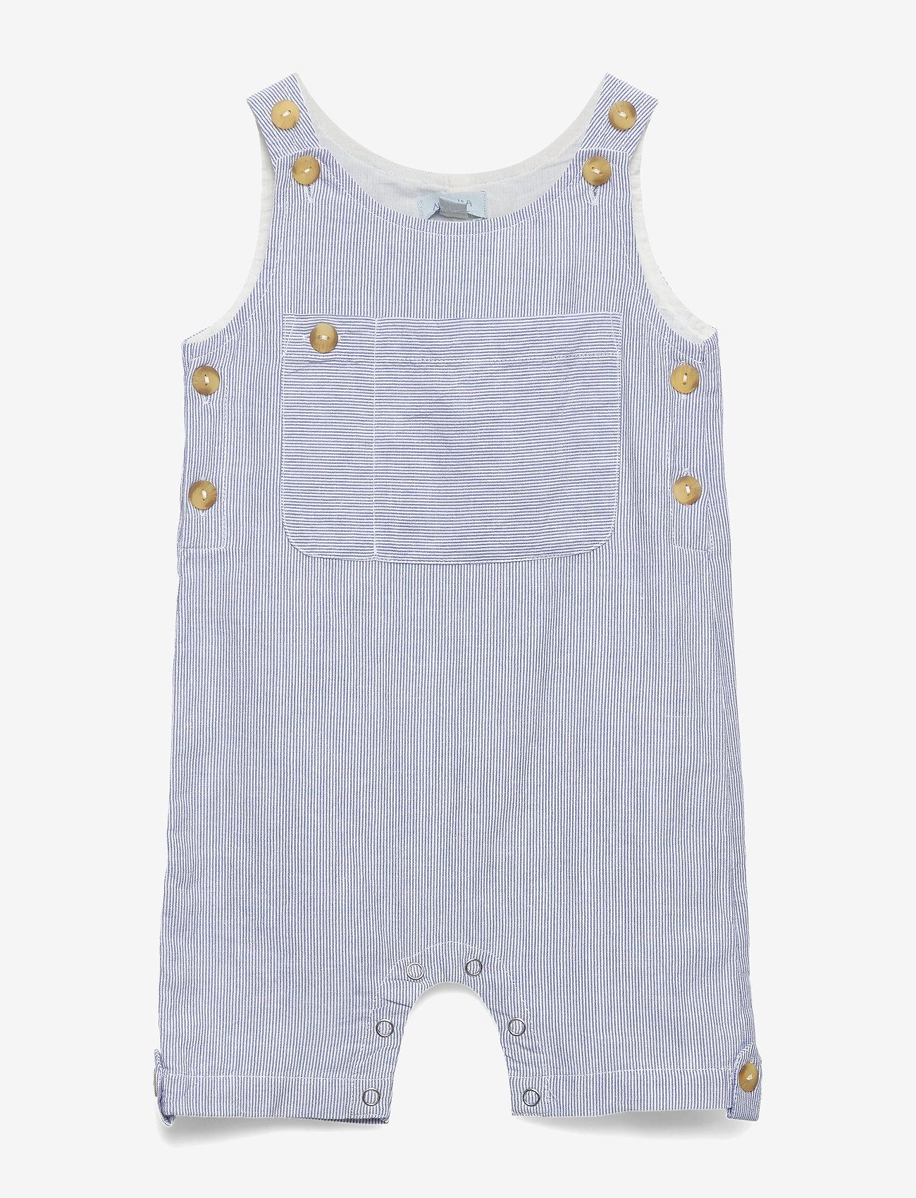Noa Noa Miniature - Overall - dungarees - blue sapphire - 0