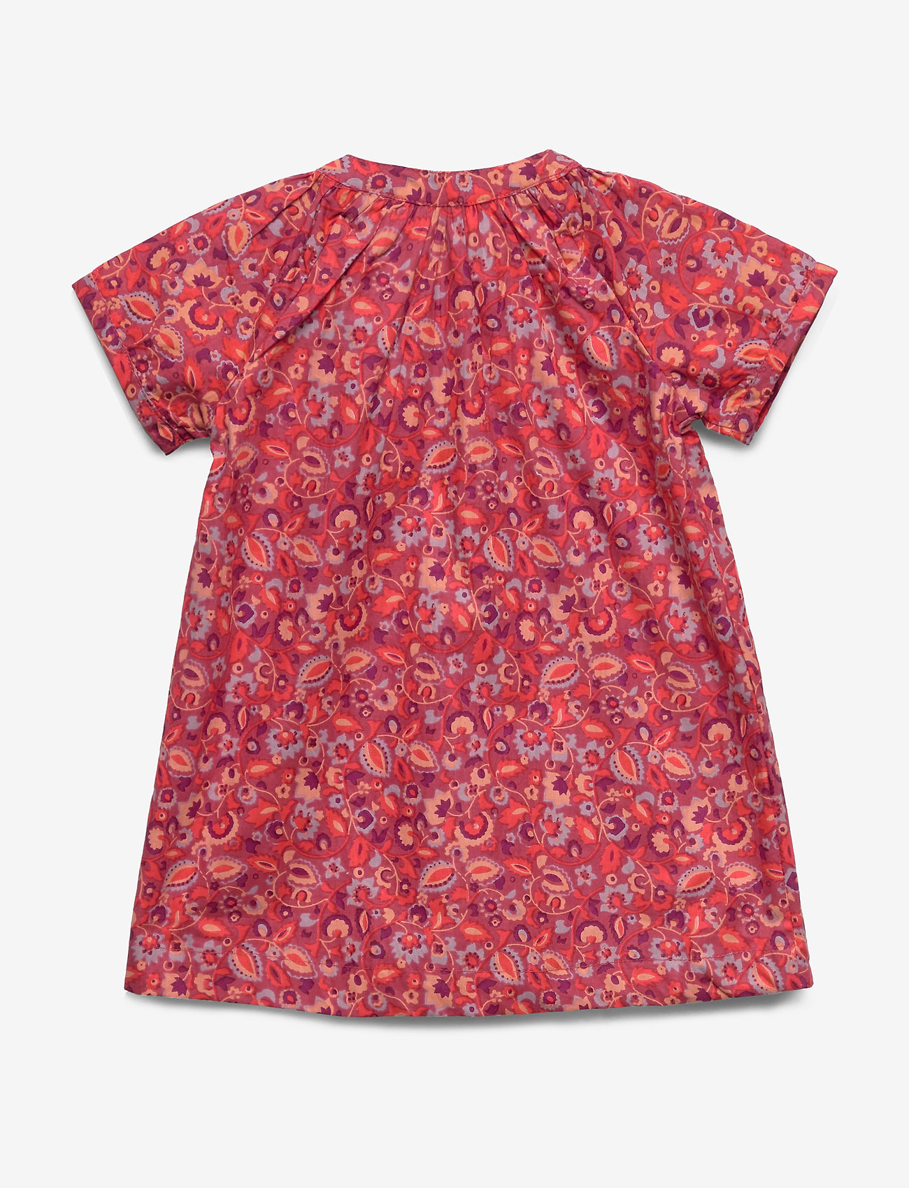 Noa Noa Miniature - Dress short sleeve - dresses - baroque rose - 1