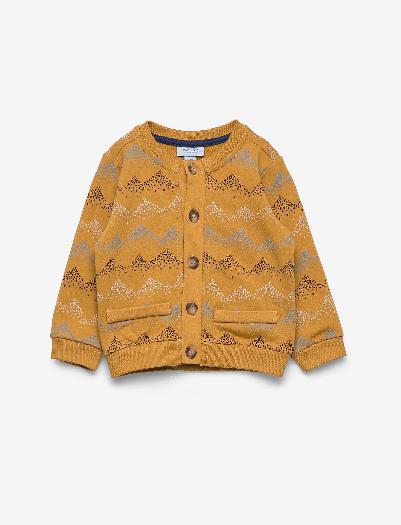 Noa Noa Miniature - Cardigan - sweat-shirt - chai tea - 1