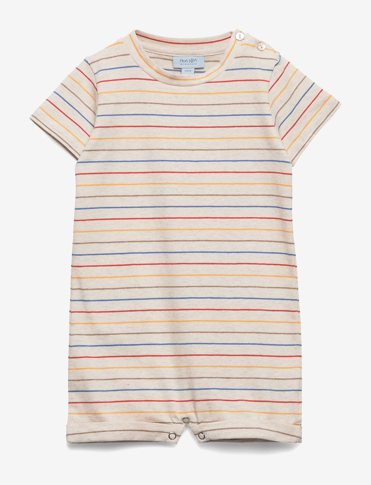 Noa Noa Miniature - Jumpsuit - short-sleeved - multicolour - 0