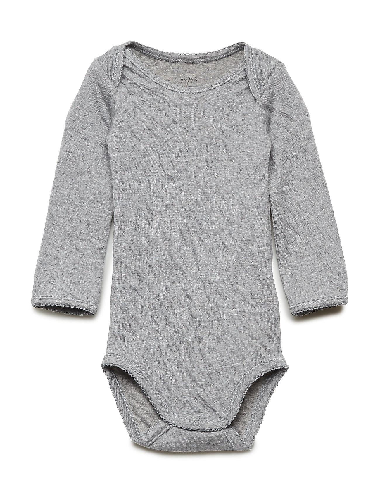 Baby Body (Grey Melange) (24.47 €)