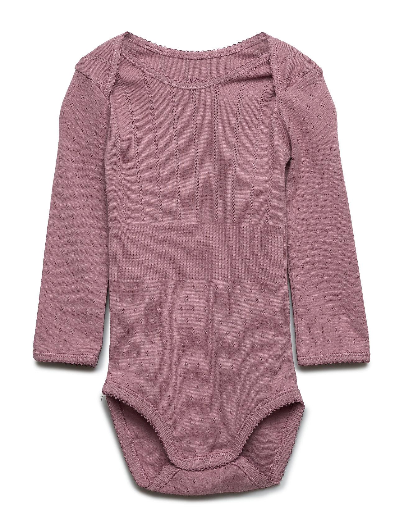Noa Noa Miniature Baby Body - GRAPE SHAKE