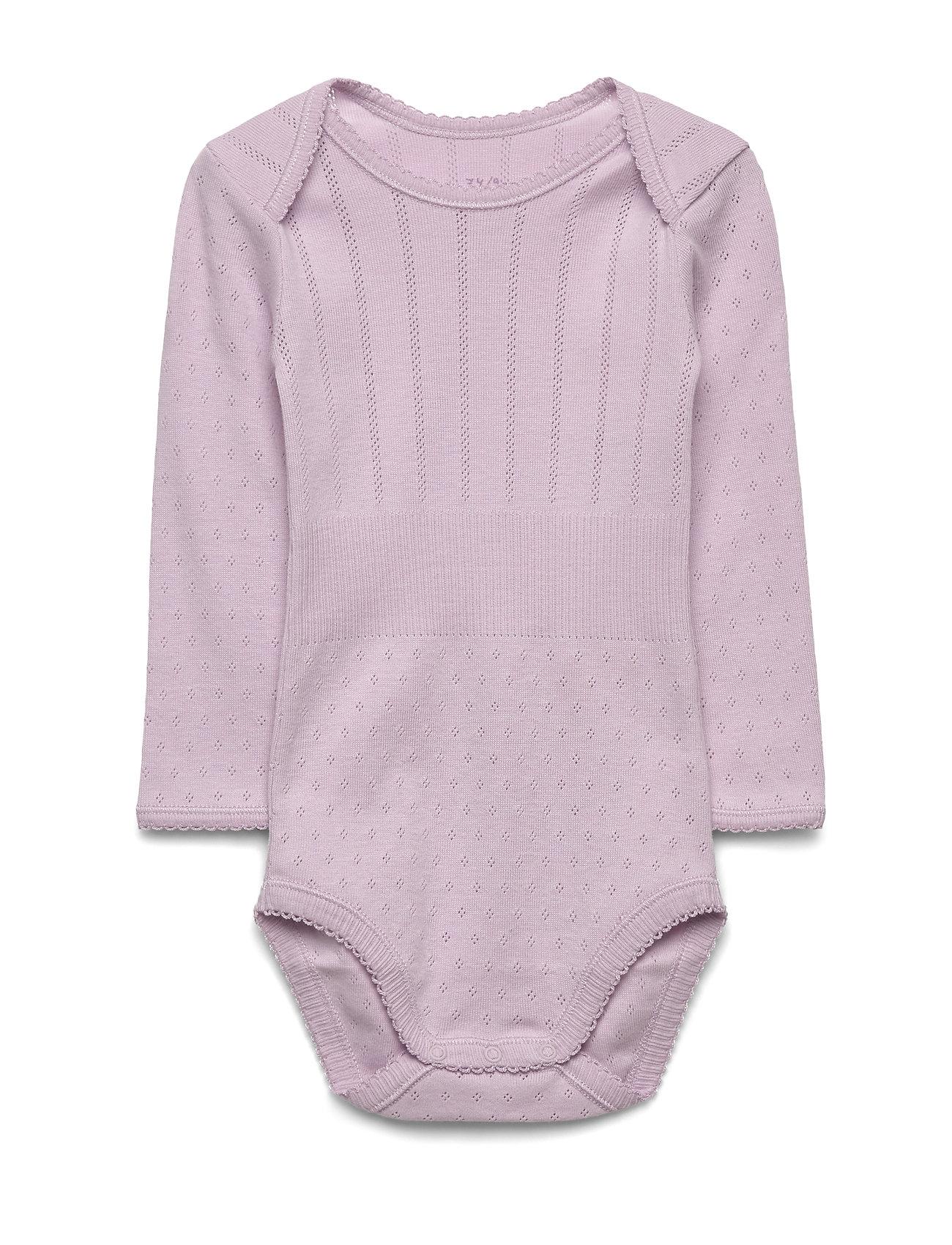 Noa Noa Miniature Baby Body - LAVENDER FROST