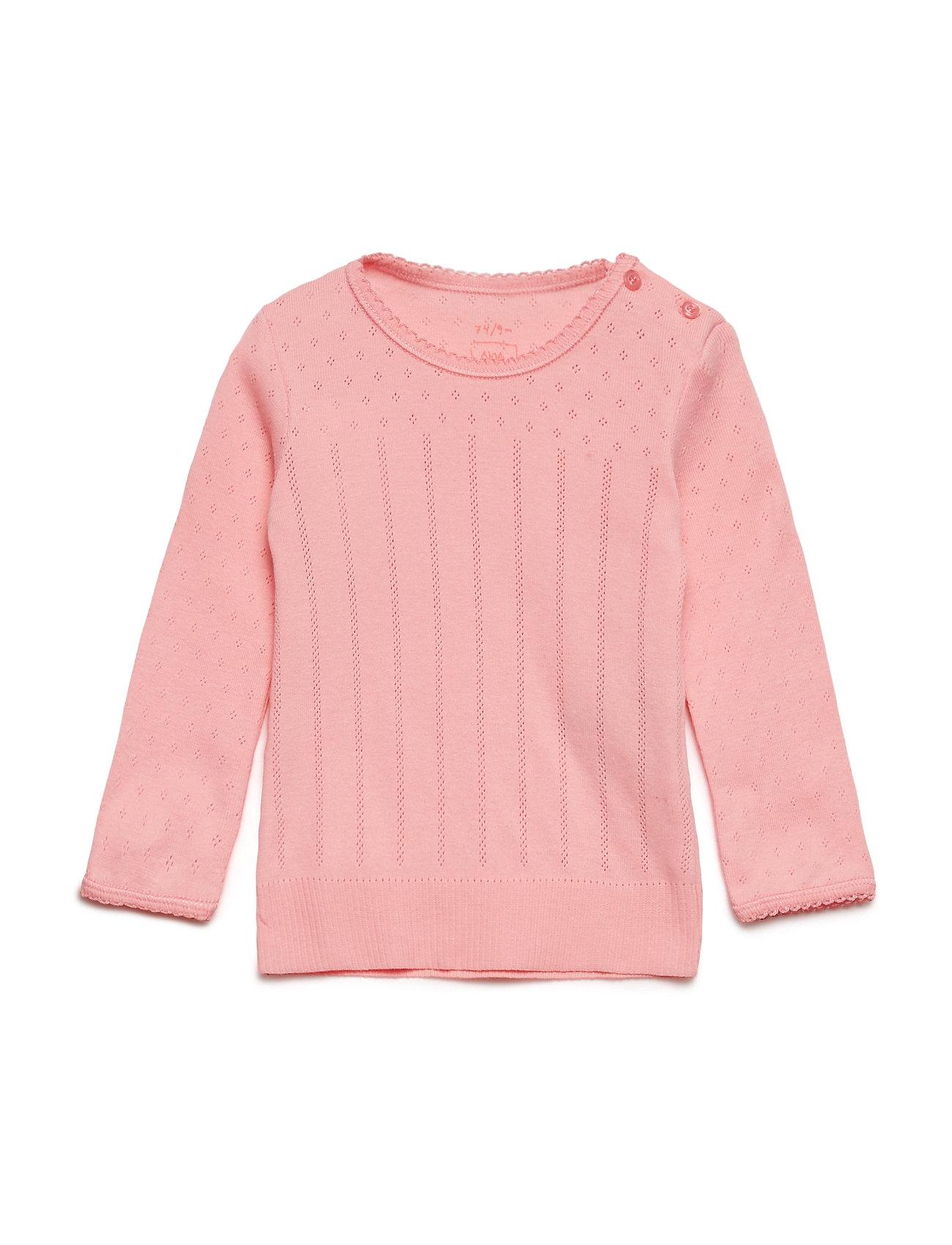 Noa Noa Miniature T-shirt - SALMON ROSE