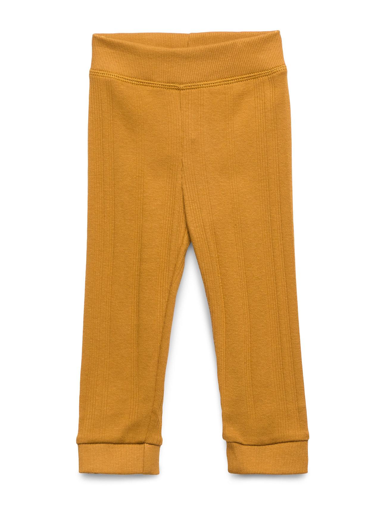 Noa Noa Miniature Leggings - GOLDEN BROWN